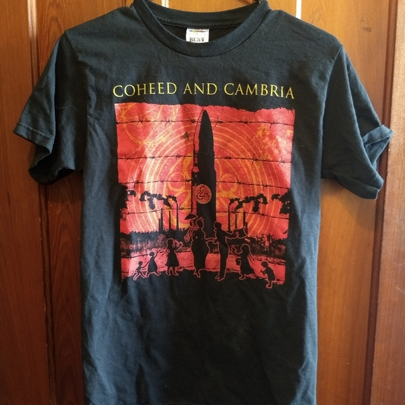 Coheed and Cambria Other - COHEED AND CAMBRIA T-SHIRT 👕 New Rock Music Tee